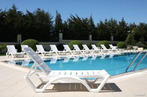 [Sản phẩm nhập khẩu] Ghế hồ bơi Aqua của Siesta exclusive