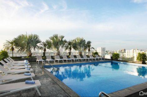Ghế hồ bơi Pacific cho các khách sạn, khu nghỉ dưỡng