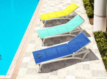 [Sản phẩm đang bán tại Việt Nam] Tận hưởng giấc mơ nhiệt đới với ghế hồ bơi Pacific của Siesta exclusive