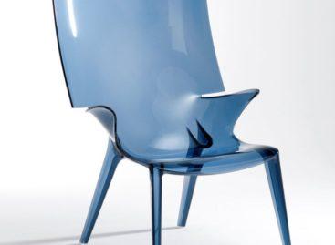 Bộ sưu tập ghế nhựa cao cấp của Phillipe Starck cho thương hiệu Kartell