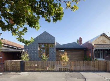 Ngôi nhà House in House với lối thiết kế tách biệt từng khu vực