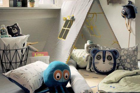 Xu hướng trang trí nội thất cho phòng trẻ em (phần I)