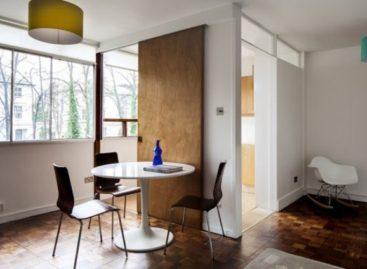 Tham quan căn hộ Modernist được thiết kế bởi Andrian Manea