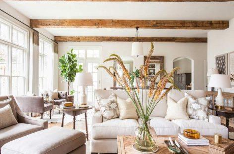 Nét thanh lịch trong phong cách trang trí nội thất cổ điển của vùng Texas, Hoa Kỳ