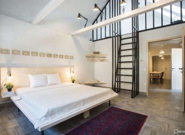 Ngôi nhà nghỉ dưỡng xinh đẹp trên vùng đồi ở Hungary
