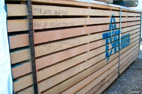 Quy định phân hạng dành cho gỗ cứng Bắc Mỹ (Phần 2)