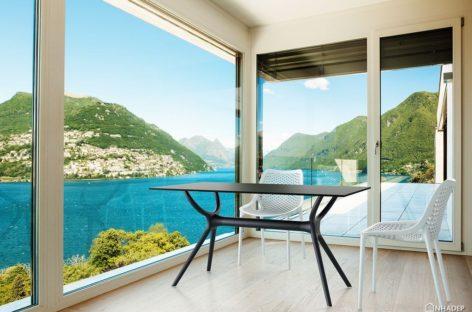 Vẻ đẹp sang trọng của bộ bàn ghế Air, Siesta exclusive