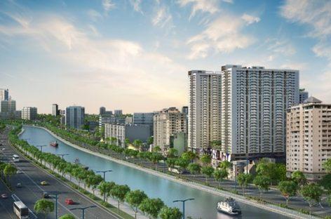 Khu vực bến Vân Đồn – điểm nóng mới của bất động sản thành phố Hồ Chí Minh
