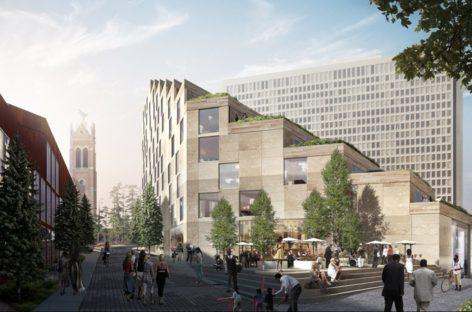 Dự án xây dựng khu đô thị mới của thành phố Pittsburgh, Mỹ