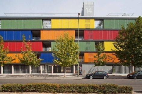 Bảy thiết kế hoàn hảo về nhà ở cho người có thu nhập thấp tại Tây Ban Nha