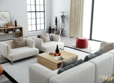 Thiết kế nội thất theo phong cách Bắc Âu