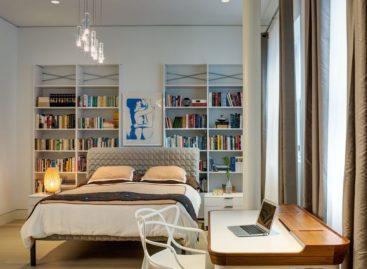 6 thiết kế phòng ngủ kết hợp phòng làm việc cho các căn hộ nhỏ