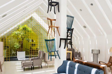 Thiết kế showroom độc đáo của công ty MW archstudio đến từ Việt Nam