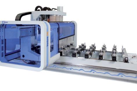 Giới thiệu máy móc sản xuất đồ gỗ của hãng HOMAG, CHLB Đức