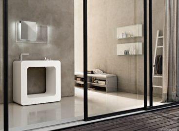 Các thiết kế vật dụng phòng tắm độc đáo, hiện đại từ Ý (Phần 1)