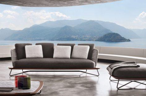 Rivera Outdoor – Chiếc ghế mang vẻ đẹp thanh lịch của vùng Địa Trung Hải