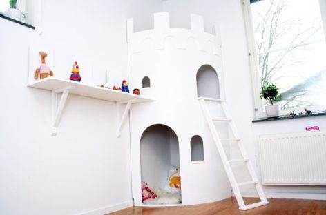 Những ý tưởng tuyệt vời cho không gian vui chơi của trẻ