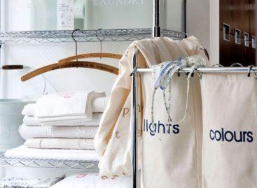 10 ý tưởng cho phòng giặt ủi