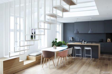 Tham quan căn hộ với thiết kế hiện đại tại Na Uy