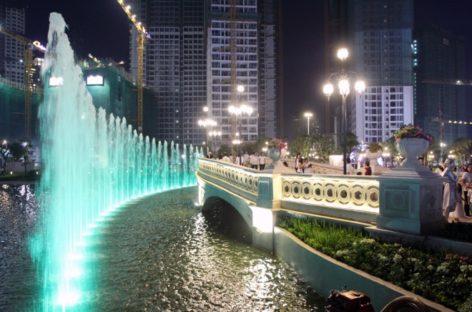 Chiêm ngưỡng công viên bờ sông lớn nhất thành phố Hồ Chí Minh