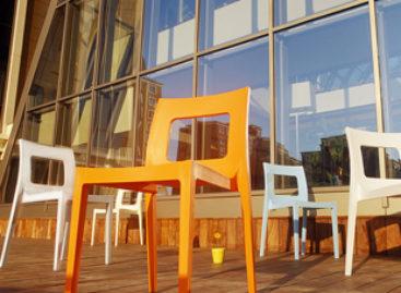 [Video] Giới thiệu mẫu ghế Lucca của Siesta Exclusive