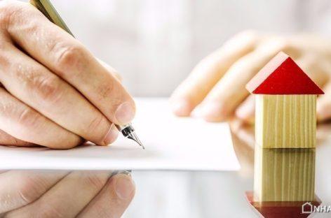 [Cẩm nang xây nhà] Ký kết hợp đồng và chuẩn bị xây nhà