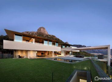 Vẻ đẹp sang trọng và hiện đại của ngôi nhà OVD 919 ở Nam Phi