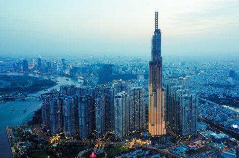 Góc nhìn Sài Gòn từ đỉnh tòa nhà cao nhất Việt Nam – Landmark 81