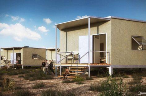 Hex House – ngôi nhà sử dụng năng lượng mặt trời