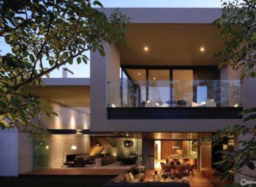 Đến thăm ngôi nhà với lối kiến trúc mở HNN