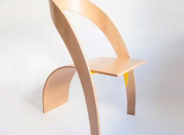 Chiếc ghế Counterpoise độc đáo của nhà thiết kế Kaptura de Aer