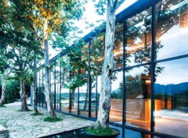Chiêm ngưỡng kiến trúc quán trà Damushan do DnA thực hiện