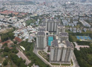 Săn lùng căn hộ tầng trệt tại Khu Đông