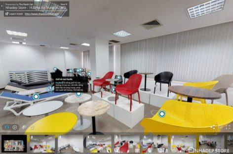 Các sản phẩm đồ gỗ nội và ngoại thất cao cấp nhập khẩu từ Châu Âu Nhadep Store đang cung cấp