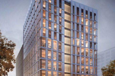 Dự án cho tòa nhà cao tầng bằng gỗ đầu tiên ở quận Pearl, Hoa Kỳ