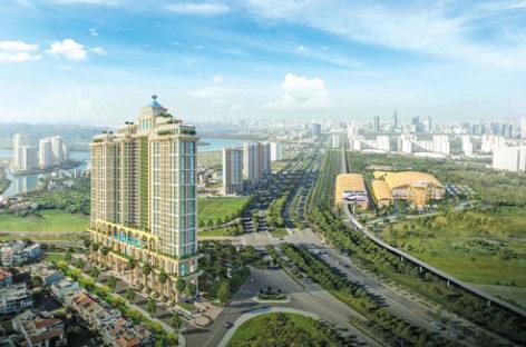 Thị trường căn hộ Q.2: Căn hộ diện tích nhỏ hút khách đầu tư cho thuê