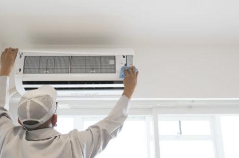 Ba bước đơn giản tự vệ sinh máy lạnh
