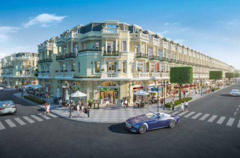 Shophouse Icon Central: Đón đầu nhu cầu thật tại Dĩ An