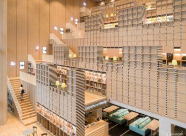 Thư viện trưng bày nguyên vật liệu xây dựng và trang trí nội thất có một không hai ở Ratchaphruek