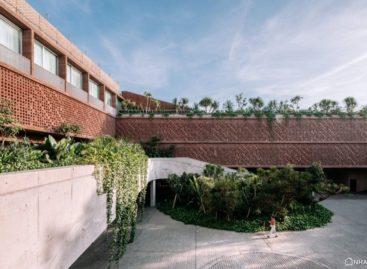 Ấn tượng với khu nghỉ dưỡng cao cấp Potalo Head Studios tại Bali