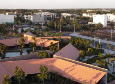 Vườn Phú Mỹ – Kiến trúc truyền thống giữa đô thị mới