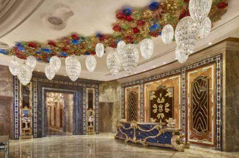 [Giới thiệu Khách sạn – Khu nghỉ dưỡng] Chiêm ngưỡng The Reverie Saigon
