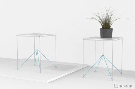 Cần bao nhiêu định luật vật lý để tạo nên chiếc bàn tối giản tuyệt đẹp này?
