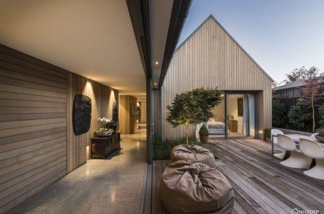 Chiêm ngưỡng Christchurch House thiết kế bởi Case Ornsby Design