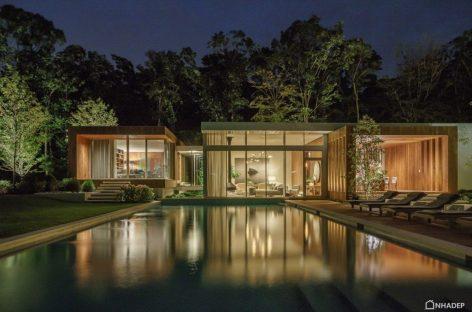 Đột phá với phong cách hiện đại của ngôi nhà East Hampton