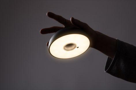 Độc đáo mẫu thiết kế đèn không dây 5 trong 1