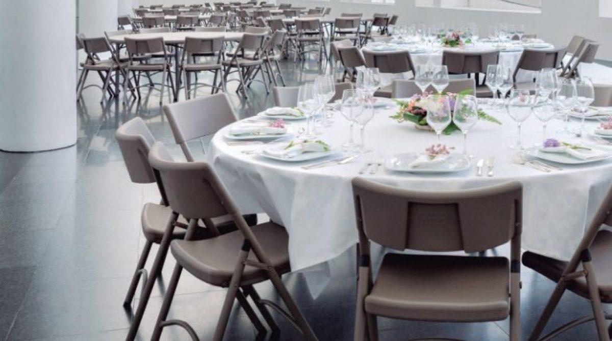 [Sản phẩm đang bán tại Việt Nam] Một số ưu điểm của bàn ghế Zown – Sản phẩm chuyên dùng cho các sự kiện