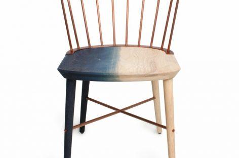 Crème ra mắt bộ sản phẩm nội thất làm từ gỗ nhuộm
