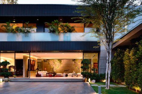 Chiêm ngưỡng ngôi nhà tại Singapore được thiết kế bởi công ty ONG & ONG