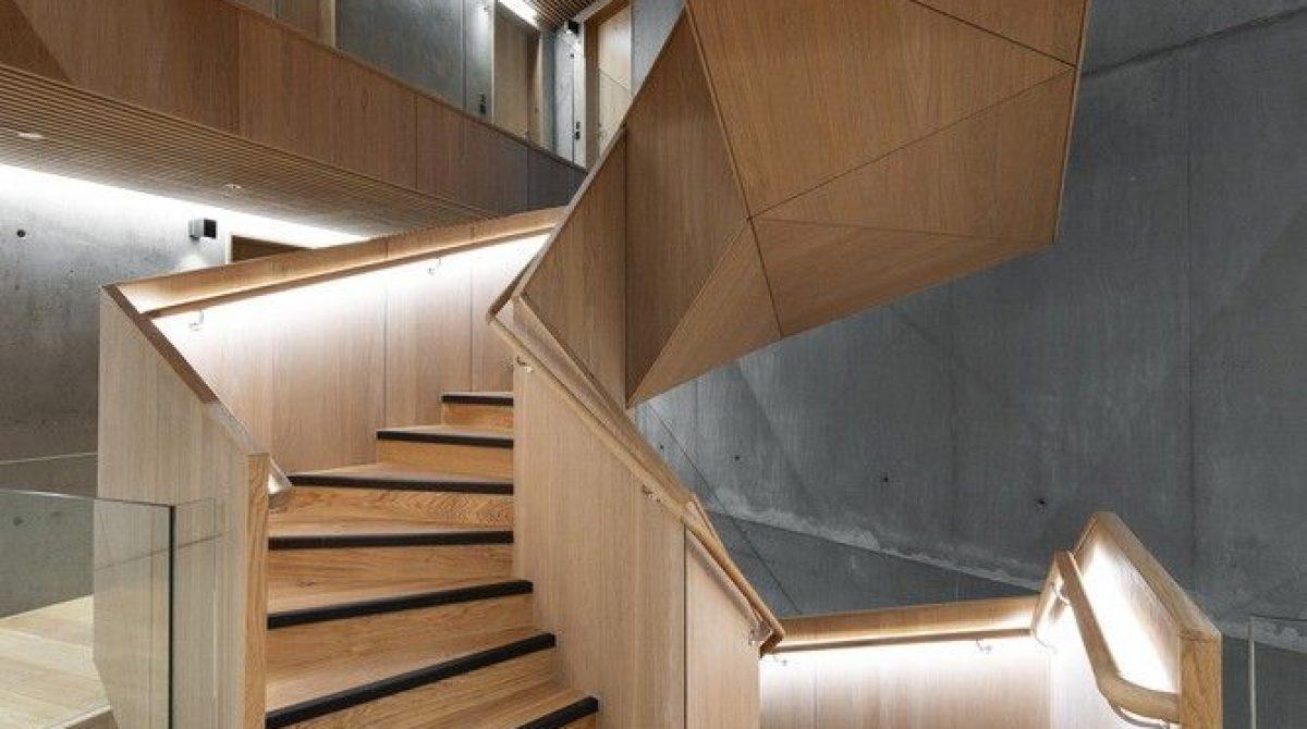 Chiêm ngưỡng thiết kế của tòa nhà căn hộ hỗn hợp Pilestredet tại Oslo